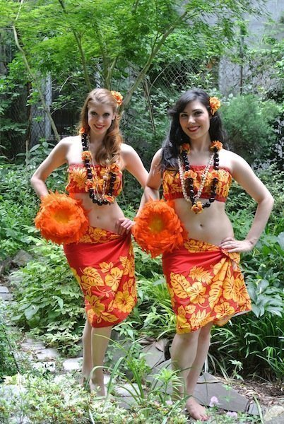 Hula Dancers NYC