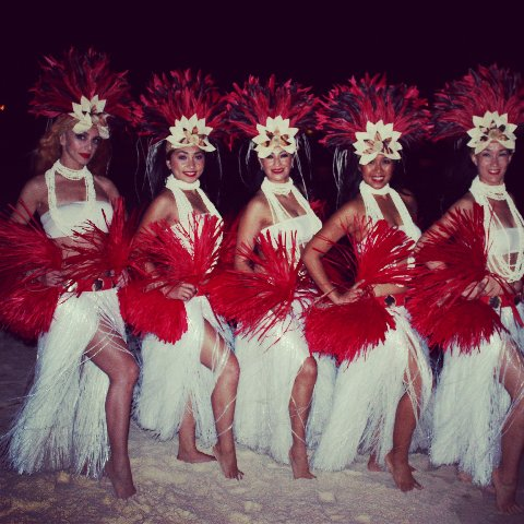 Hawaiian Hula Dancers New York