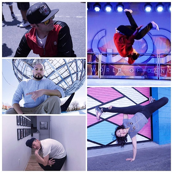 Бруклин Хаос Коннекшн, Brooklyn Kaos Connection, NYC hip-hop break dancers