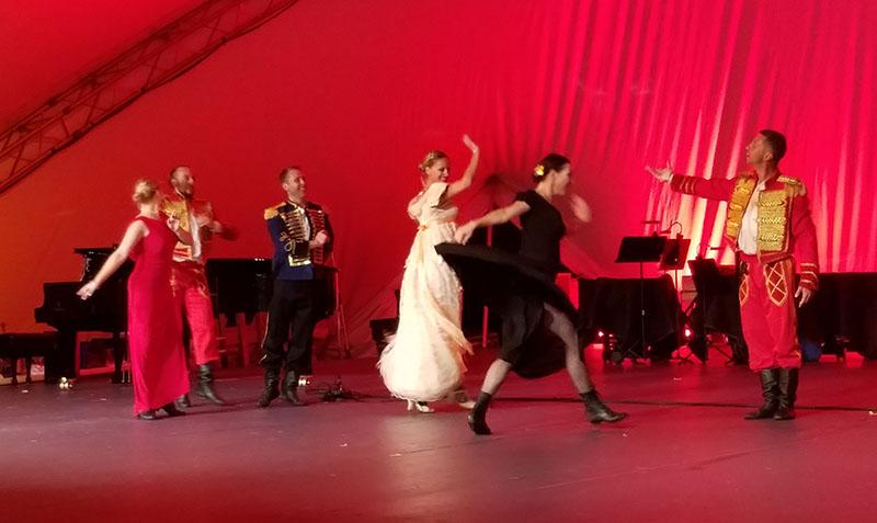 Danilo Cooper Dance, Phoenicia International Festival of The Voice, Friday, August 4th, 2017, Phoenicia Park, Mt. Ava Maria Drive, Phoenicia, NY 12464