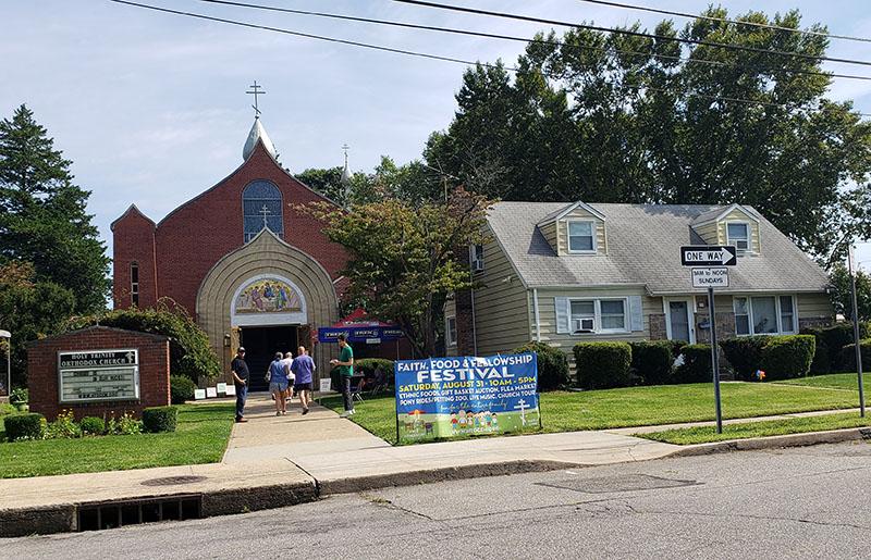 Russian Dancers Long Island, Faith Food and Fellowship Festival-2019, August 31st, 2019, Holy Trinity Orthodox Church (East Meadow, New York), 369 Green Ave East Meadow, New York