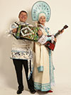 New York Balalaika Duo, Photo credit Yuriy Balan