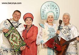 Irina Zagornova, Elina Karokhina, Leonid Bruk, Mikhail Smirnov, photo credit Yuriy Balan