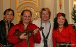 2010. Russian Consulate NYC. Valeriy Zhmud, Sergey Pobedinskiy, Baskov, Irina Zagornova. Click to see larger photo