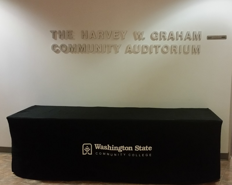 The Harvey W. Graham Community Auditorium, Marietta, Ohio, Washington State Community College, 710 Colegate Dr, Marietta, OH 45750, Saturday, September 19, 2015