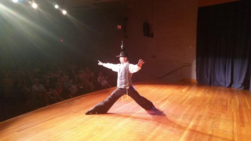 Bottle dancers USA, Marietta, Ohio, Washington State Community College, 710 Colegate Dr, Marietta, OH 45750, Saturday, September 19, 2015, dancer Boulat Moukhametov
