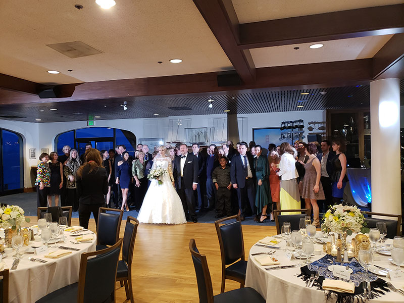 01-19-2019, Russian Wedding Minister Mikhail, Russian-American wedding, St. Francis Yacht Club, San Francisco, California, January 19th 2019, 99 Yacht Road, San Francisco, CA 94123