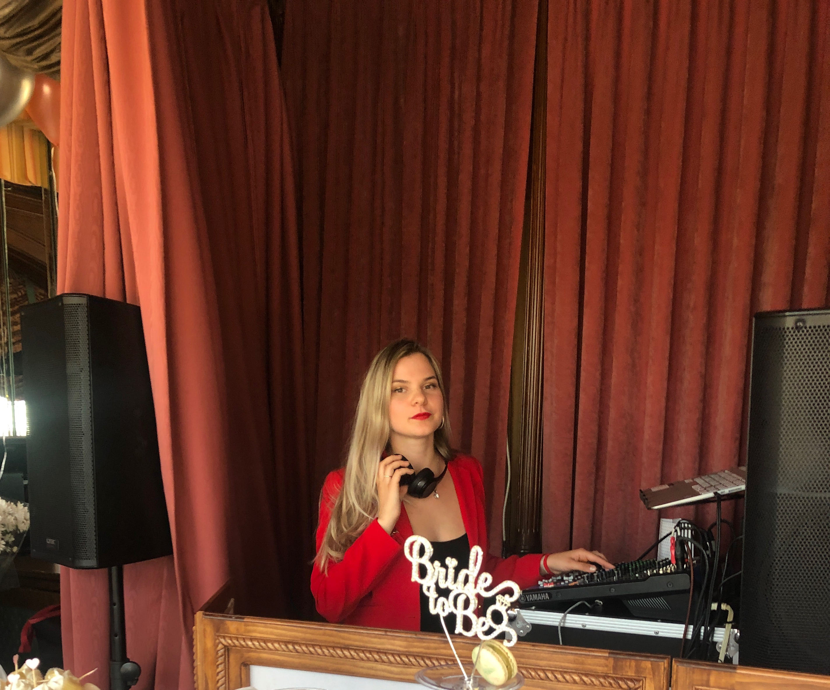 DJ Alisa, bachelorette party, The Manor, 111 Prospect Avenue, West Orange, New Jersey  07052, Sunday, June 30th, 2019