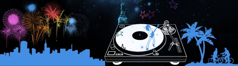 Russian wedding DJ MC Tamada services