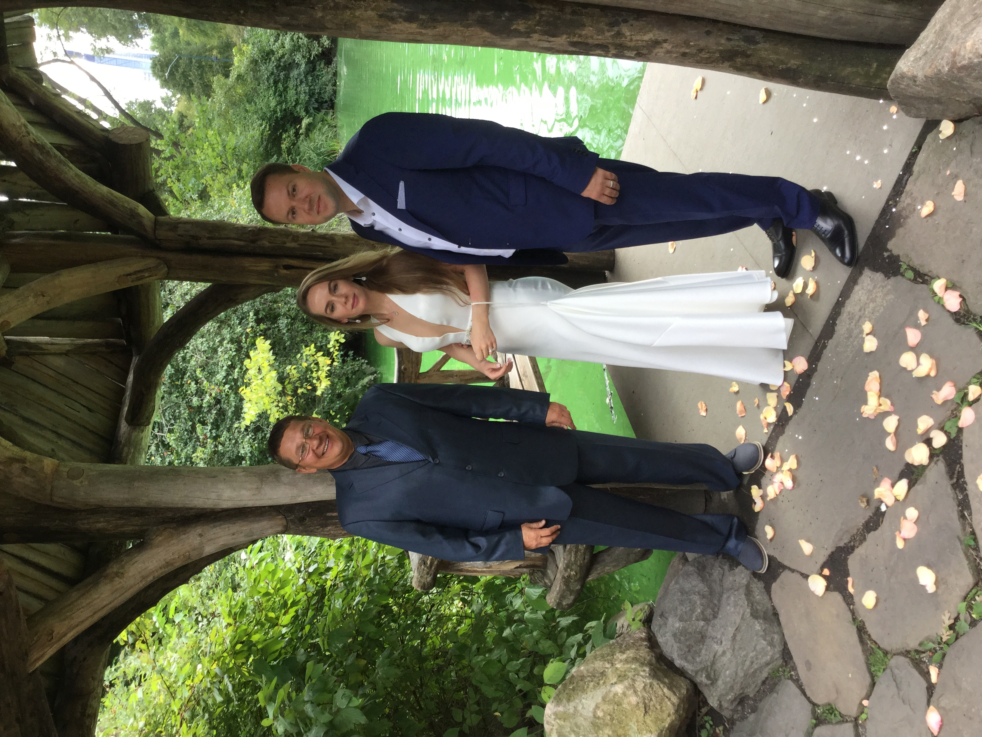 09-07-2019, Saturday, September 7th, 2019, Russian Wedding Minister Mikhail, Wagner Cove, Central Park West, New York City