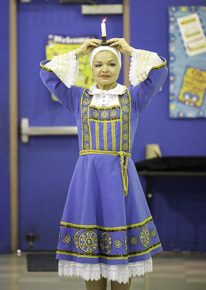 Valentina Kvasova, photo credit Rob Michaelson