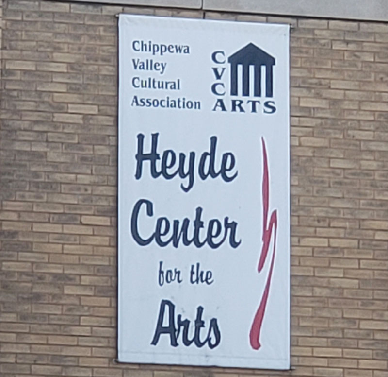 Heyde Center For The Arts, Chippewa Falls, Wisconsin